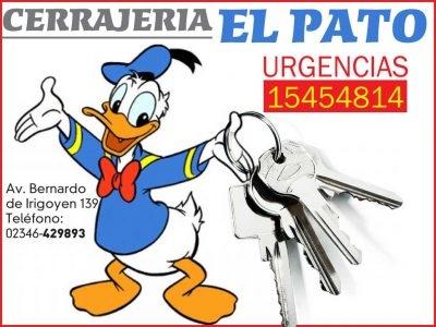 Cerrajería El Pato