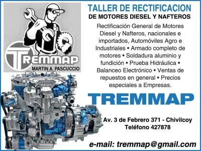 Tremmap - Taller de Rectificación