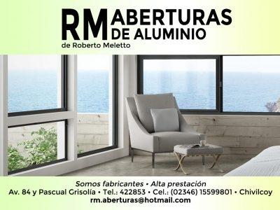 R. M. Aberturas